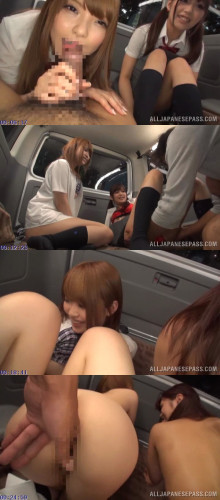arousing and horny asian schoolgirls are into car sex screenshots 1x4 jpg